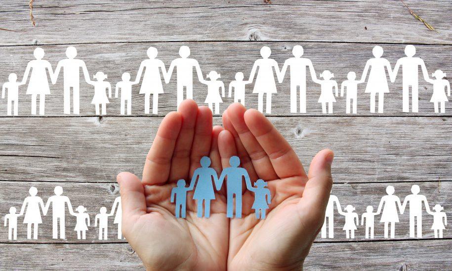Assicurare ai bambini una vita sana